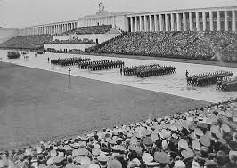 Nazi Parade Grounds 1930s