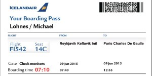 Iceland Air boarding pass Mike2